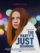 "The Party's Just Beginning, <span class=""moviename-title-wrapper"">Вечеринка только начинается</span>"