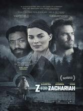 Z for Zachariah, Z – значит Захария
