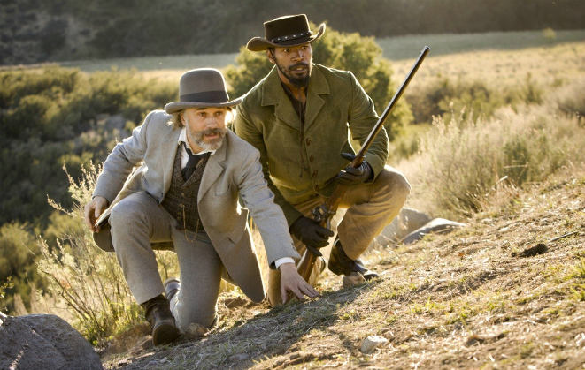 Django Unchained, Джанго освобожденный