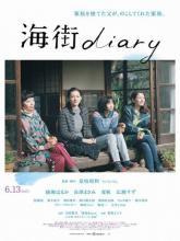Umimachi Diary, Дневник Умимати