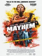 Mayhem, Эксперимент «Офис» 2