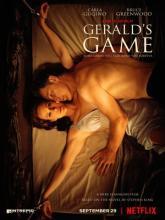 Gerald's Game, Игра Джералда