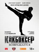 Kickboxer: Retaliation, Кикбоксер возвращается