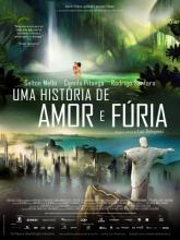 Uma História de Amor e Fúria, Рио 2096: Любовь и ярость