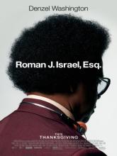 Roman J. Israel, Esq., Роман Израэл, Esq.
