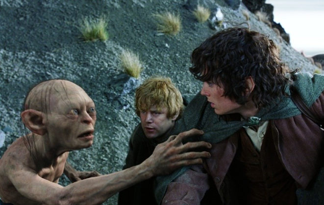 The Lord of the Rings: The Two Towers, Властелин колец: Две крепости