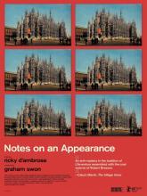 Notes on an Appearance, Заметки о видимом
